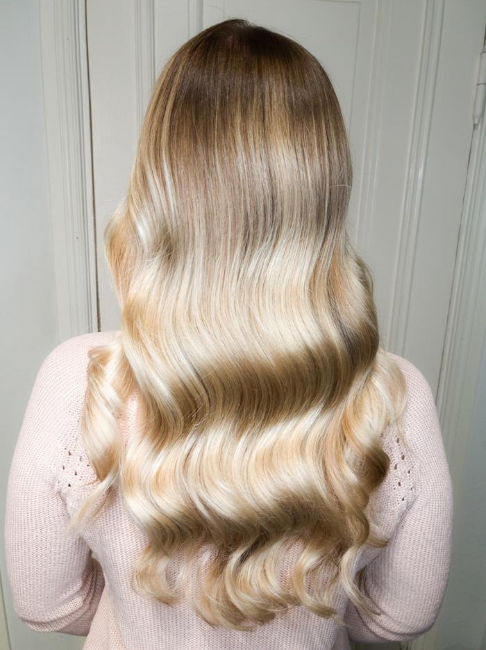 Hair & photo by Susanna Poméll Model: Minja