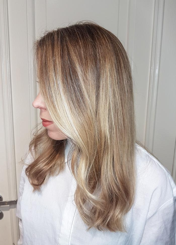 Hair & photos by Susanna Poméll Model: Pinja