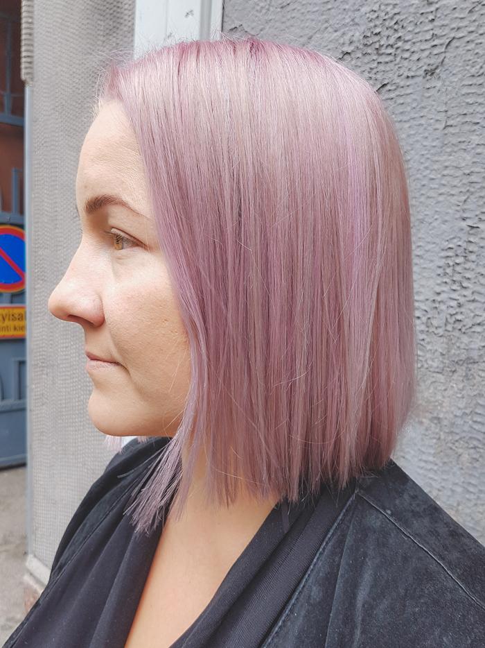 Hair & photo by Susanna Poméll Model: Lotta