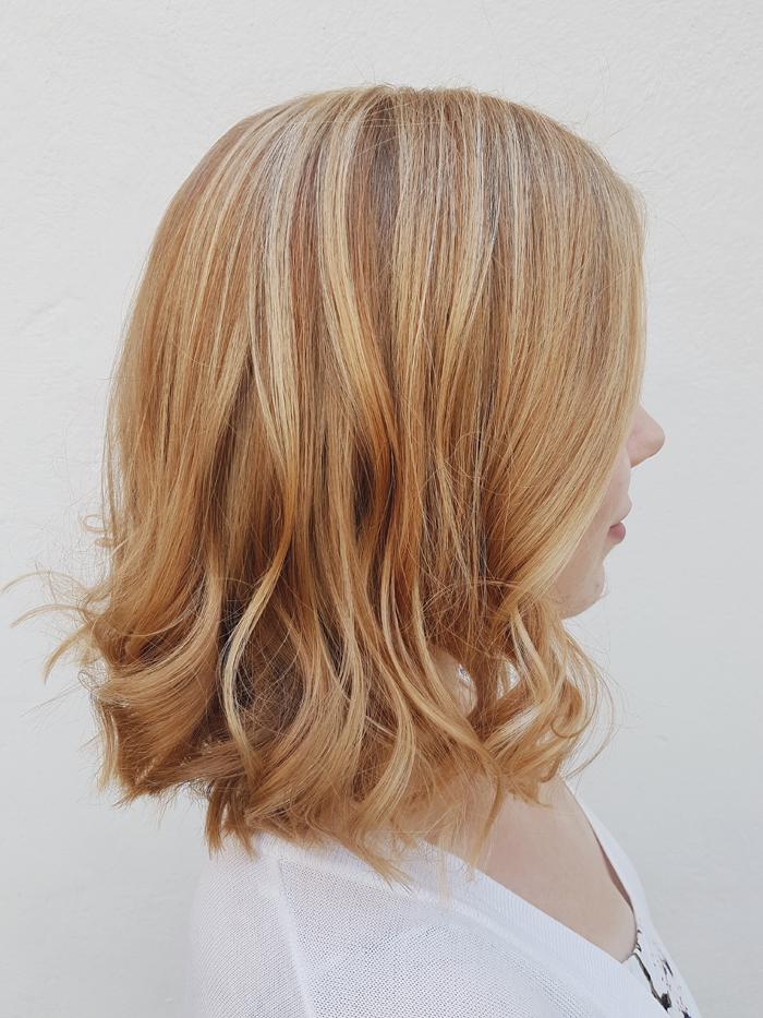 Hair & photo by Susanna Poméll Model: Lilja