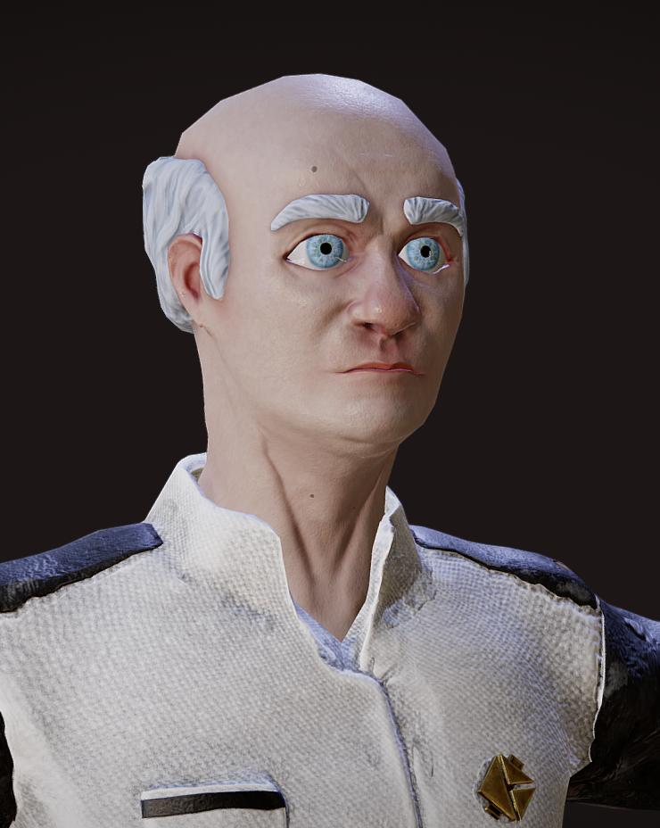 (2017)  A character named Brian for the upcoming sequel, Vertigo 2