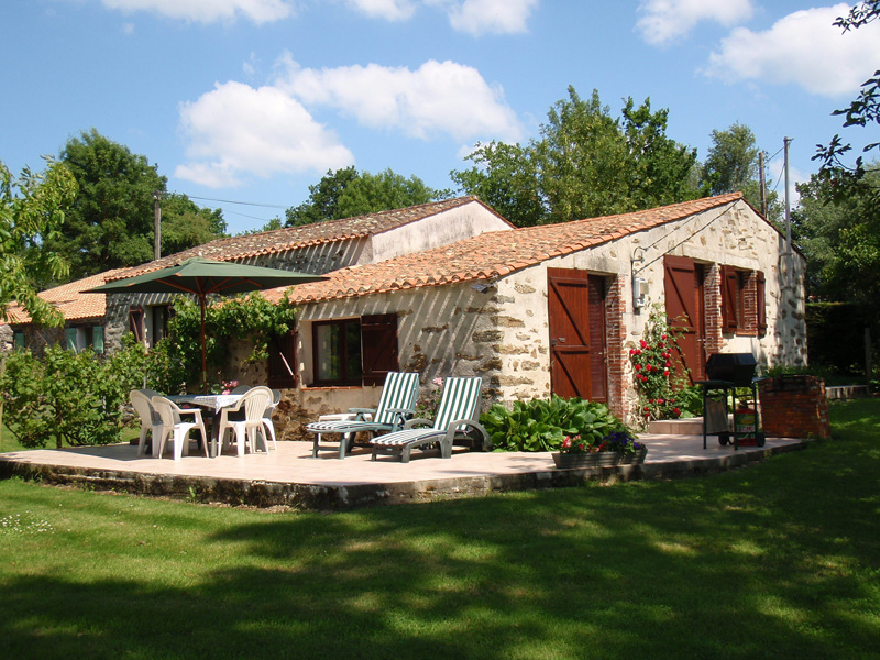 la grondiniere cottage vendee