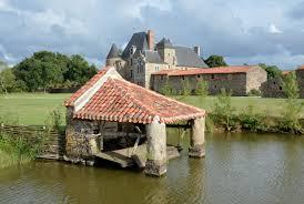 La Chabotterie: logis où le Général Charette a été pris à la fin des guerres de la Vendée