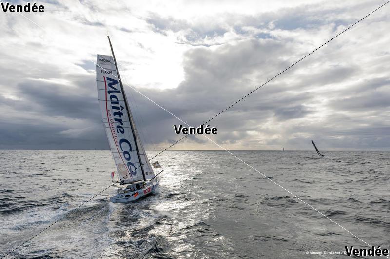 Vendée Globe (course en solo autour du monde sans escale et sans assistance)