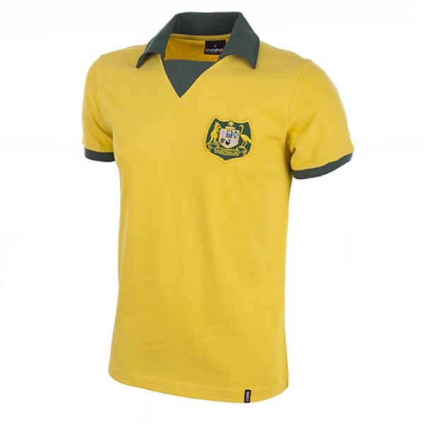 Australia 1974 Short-Sleeve Retro Football Shirt - Buy this shirt >>
