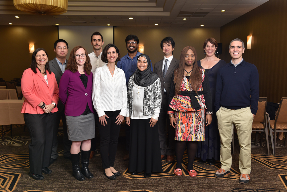 The 2017 Paul R. Lawrence Fellows