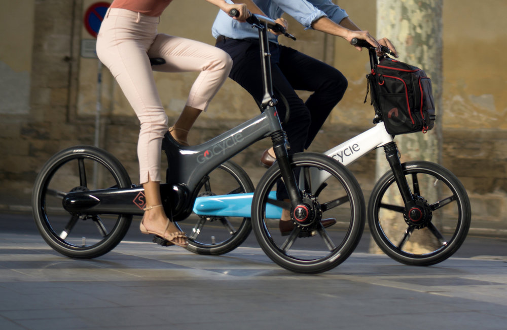Gocycle Electric Bikes -