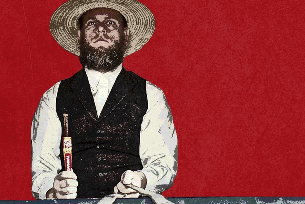 Amish Burn