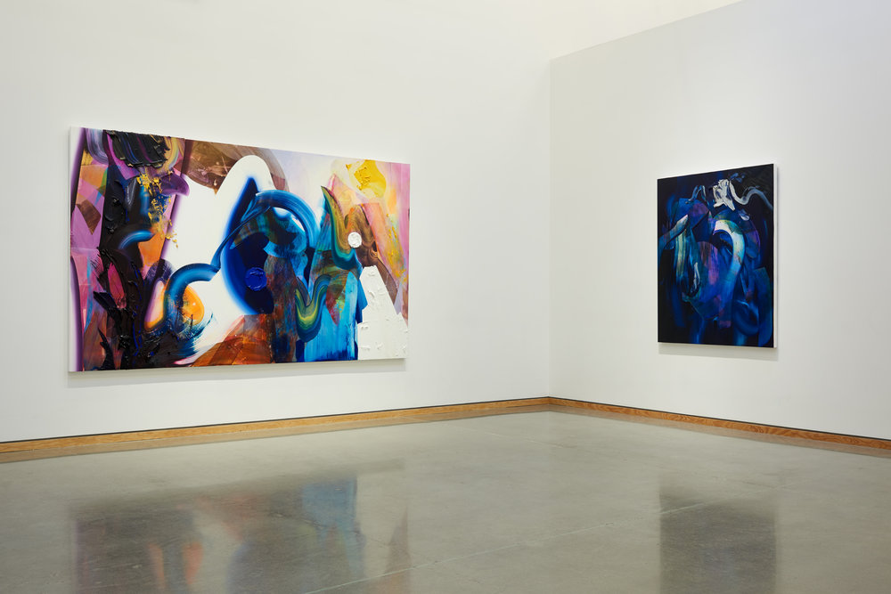 Installation view, Angell Gallery, Toronto
