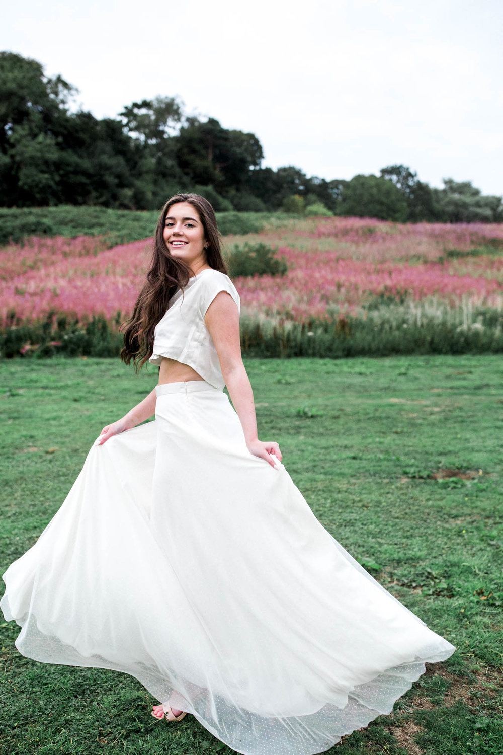 Bridal - Erin (Bluebell Woods)