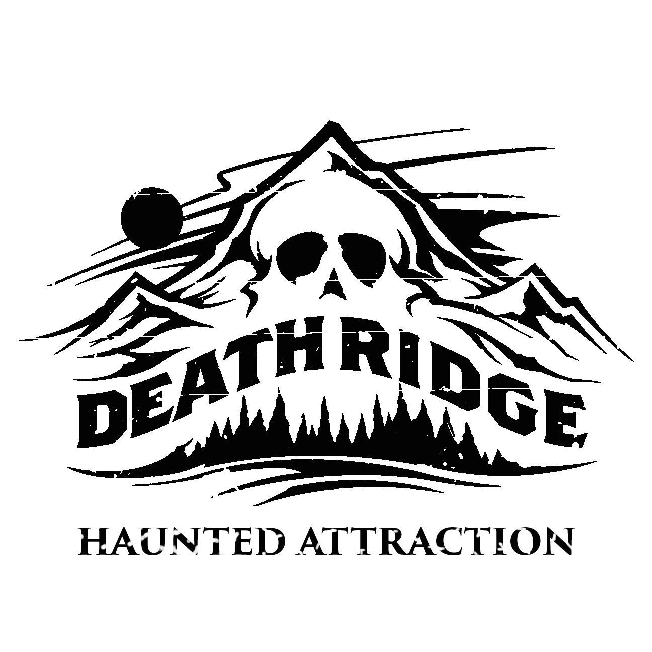 Death Ridge Haunted Attraction | Haunted Woods | Haunted Hayride