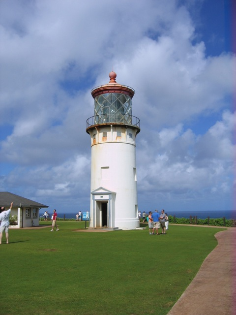 10.   See the Kilauea Lighthouse and Bird Sanctuary:   Take a short drive over to Kilauea to see the famous lighthouse and bird sanctuary. The views from lighthouse point are a sight to behold.    11.   Check Out the Local Farmers Markets:   Be like a local and check out one of the 2 weekly Farmers Markets (Sat 9:30am in Hanalai or Tuesday 2pm at Waipa, about a mile past Hanalei). Buy local fruit and vegetables, local honey or even Goat Cheese made in Kilauea. It doesn't get any fresher than this.