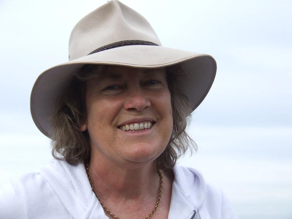 Dr Cristine Jones