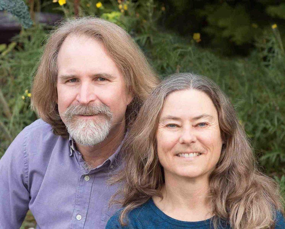 David Montgomery and Anne Bikle