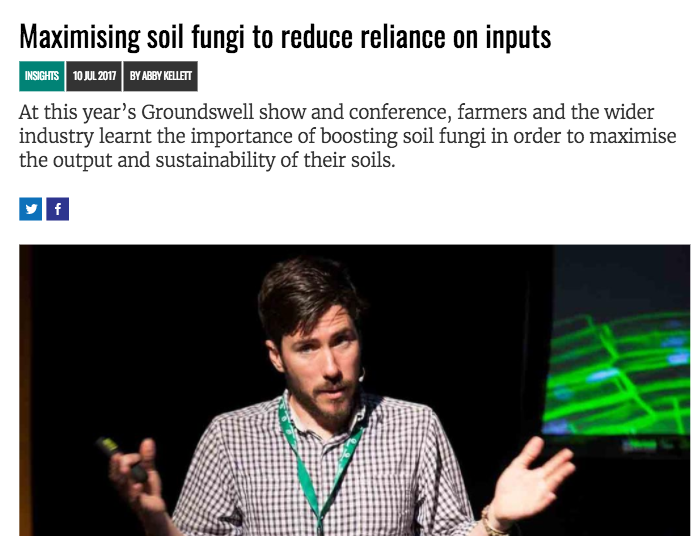 Farmers-Guardian-Abby-Kellett-maximising-soil-fungi-to-reduce-reliance-on-inputs-Groundswell-2017