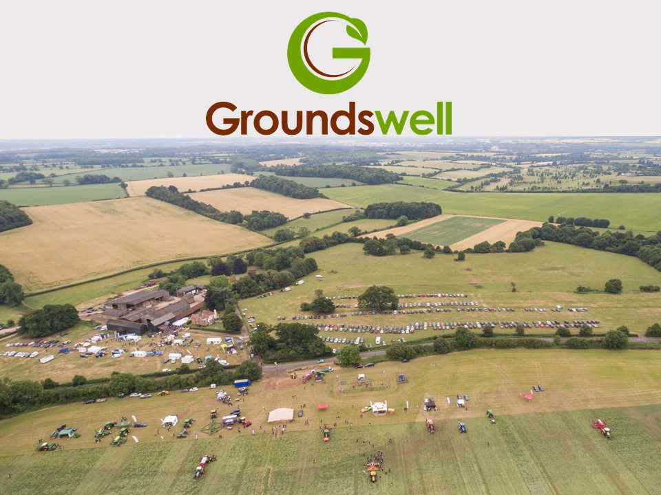 Groundswell Aerial Photo