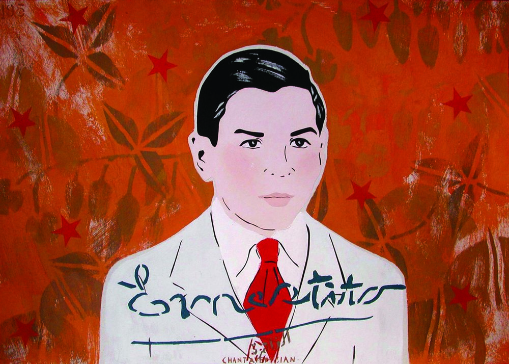 Chant Avedissian,  Ernestito (The Young Che Guevara) ,  1994.
