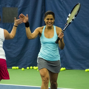 MIXED DOUBLES TENNIS PARTIES   This fun event meets Friday nights for round robin play and is open to all players intermediate level and above.  $35 per person: select Friday nights Includes play and light refreshments   GET STARTED