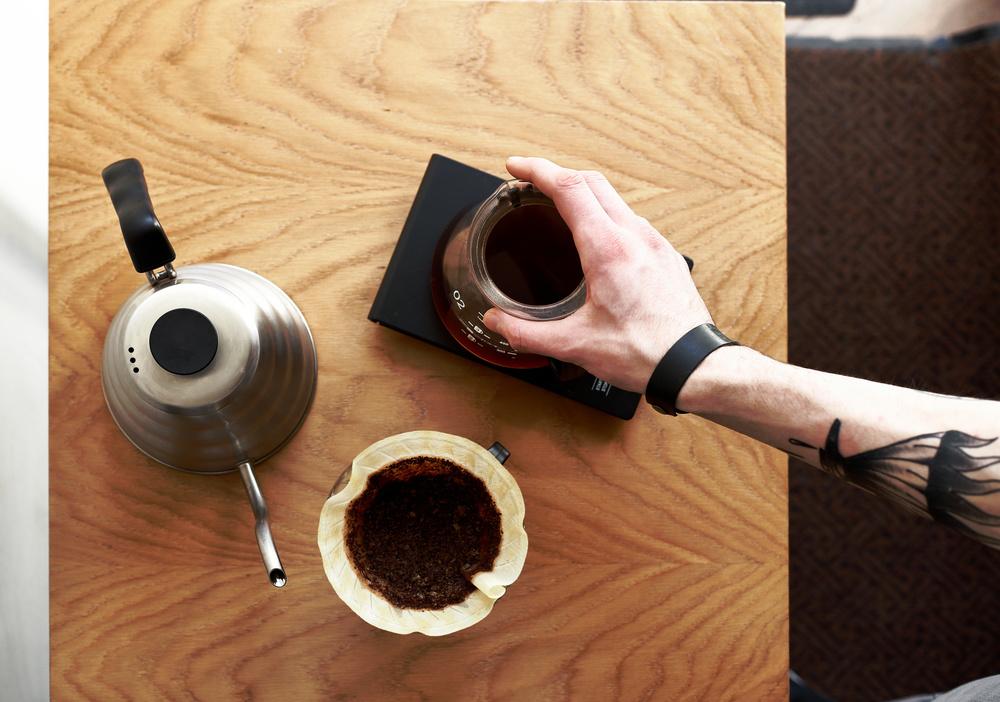 coffee roaster marketing