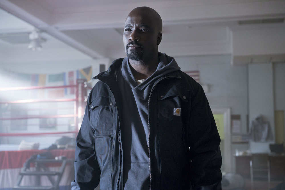 Mike Colter as Luke Cage (Image via Netflix)