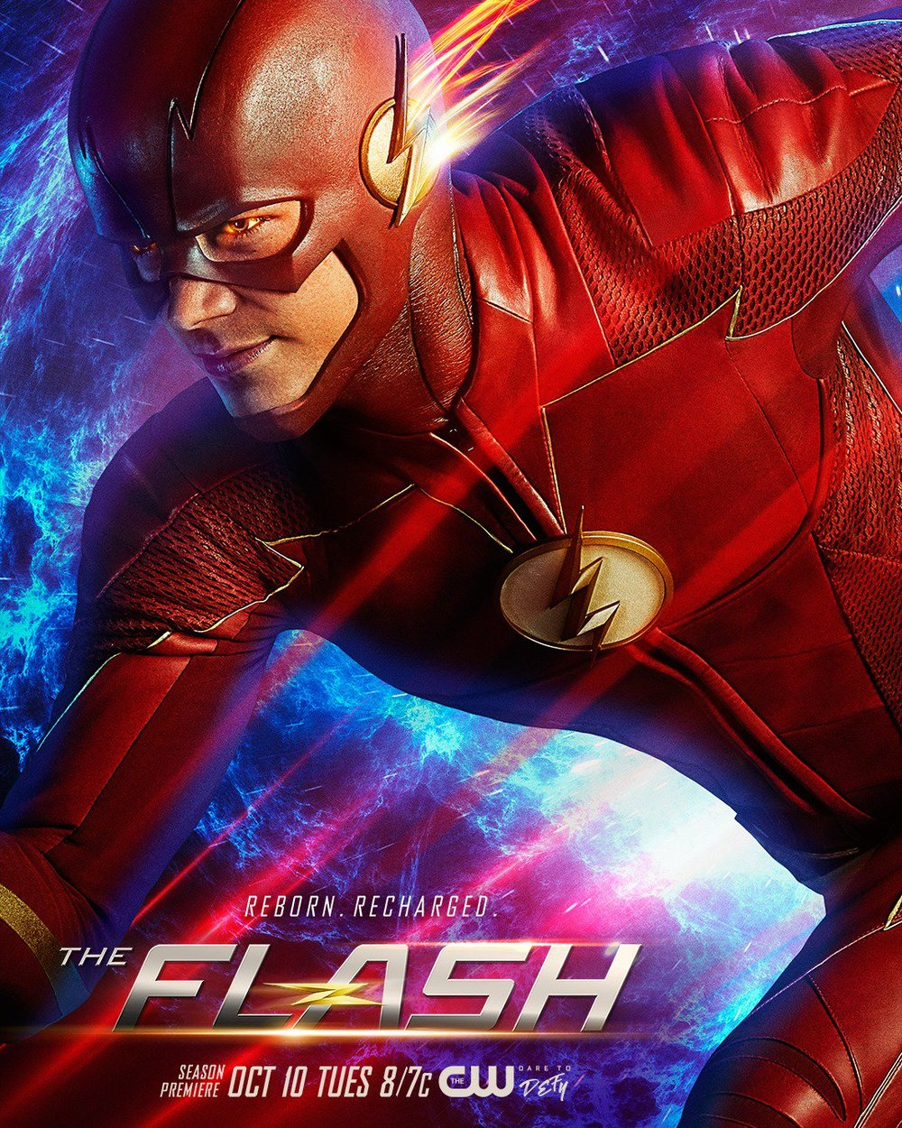 (The CW, Twitter: https://twitter.com/CW_TheFlash/media)