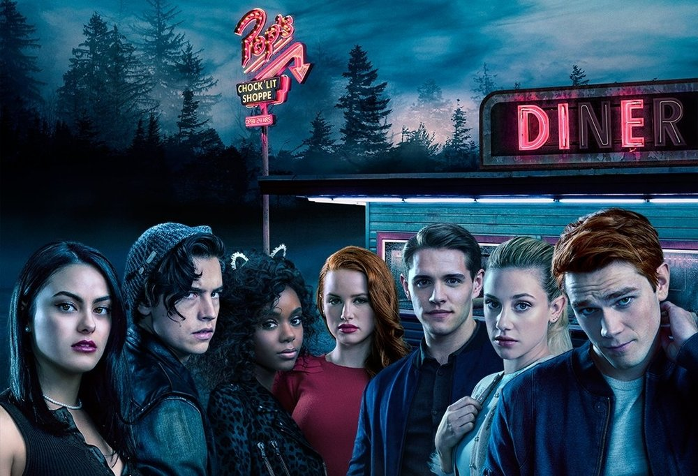 ( The CW ,  @cw_riverdale )