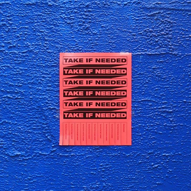 #takeifneeded . . . . . #newyork #posterdesign #graphicdesign #manhattan #inspirationalquotes #inspiration #power #strength #streetart