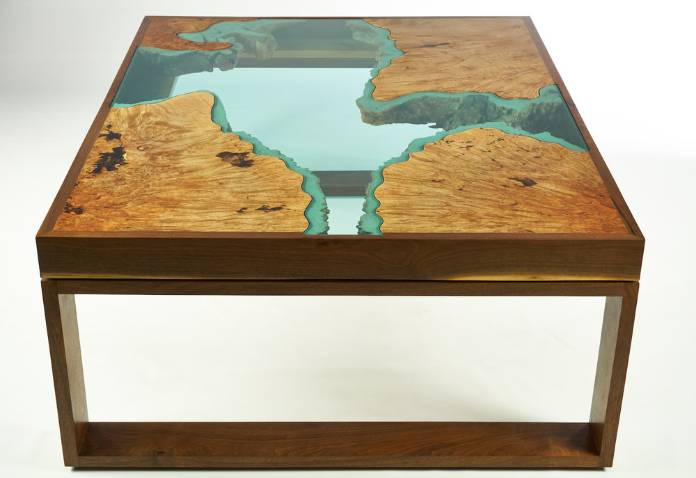 PANGEA I COFFEE TABLE