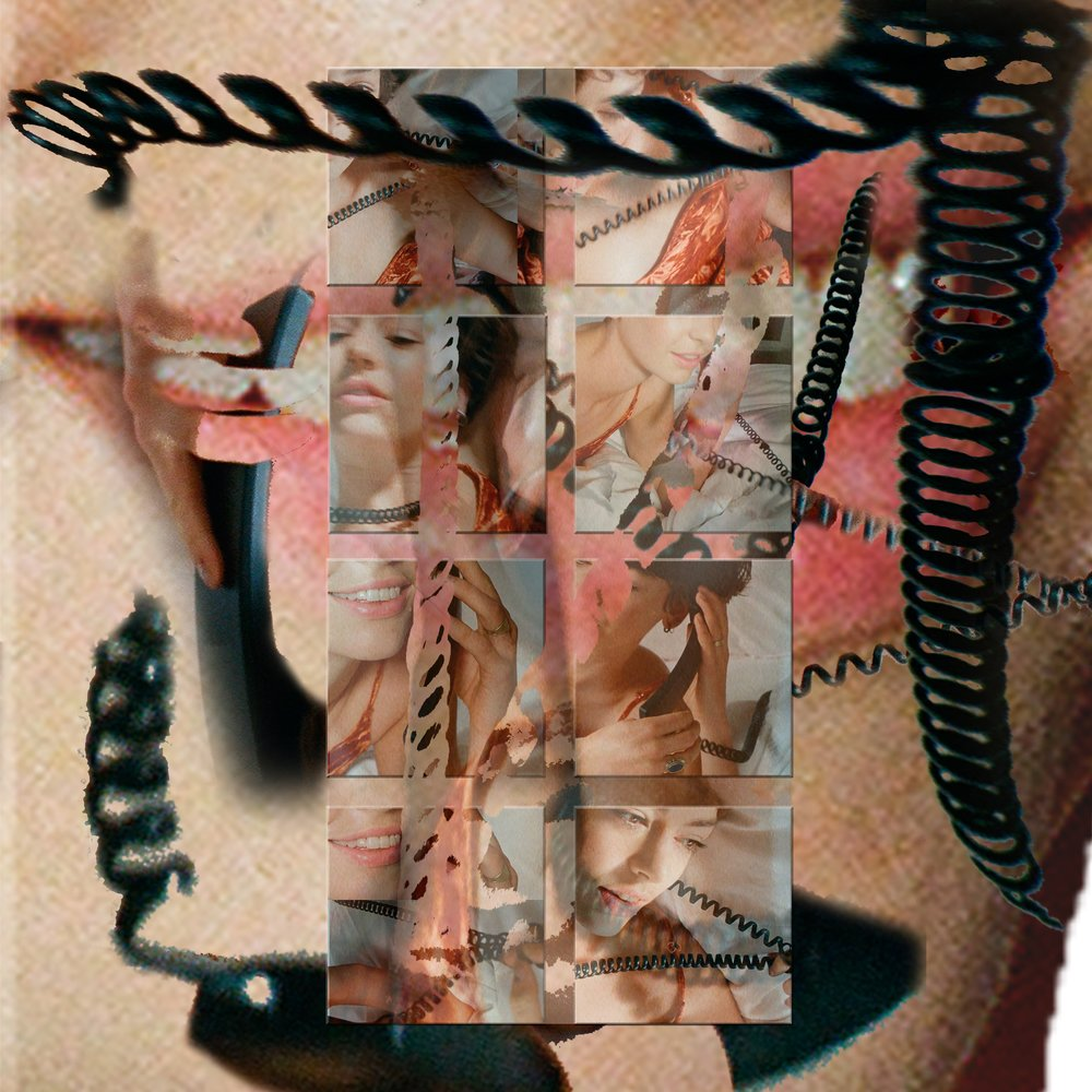 Digital collage created with personal photographs