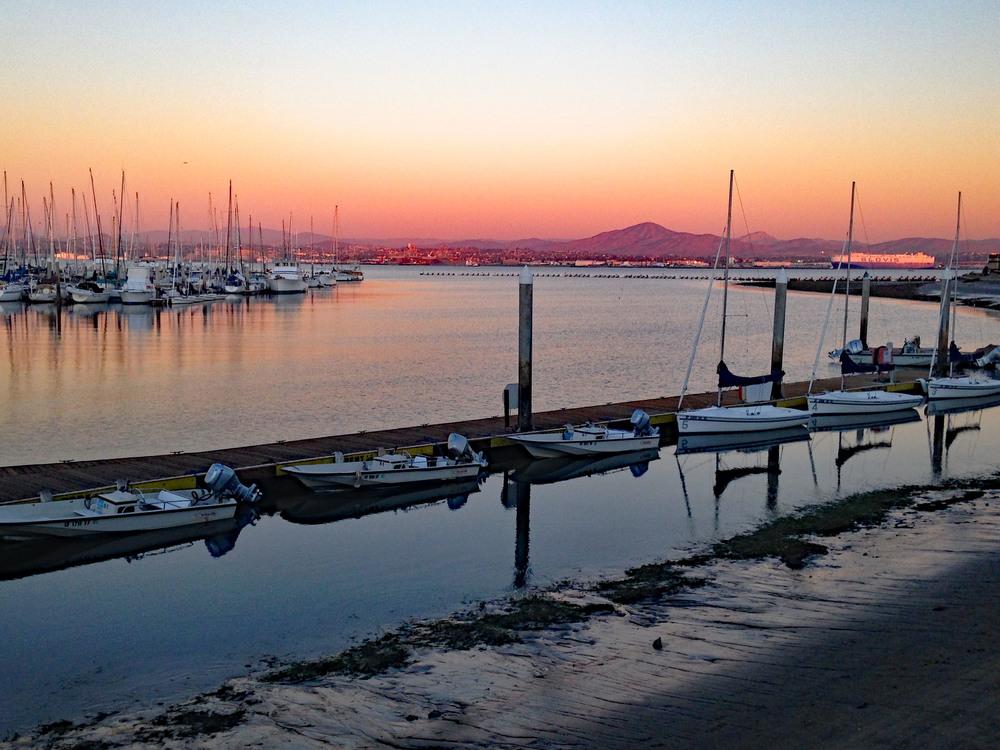 Fiddler's Cove Marina, San Diego, California