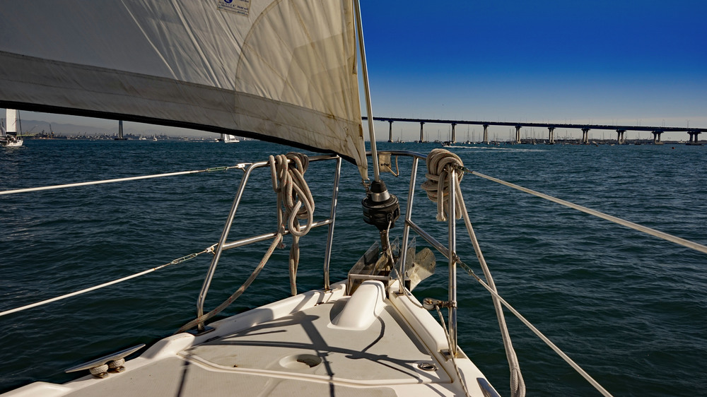 Living on a sail boat in Southern California