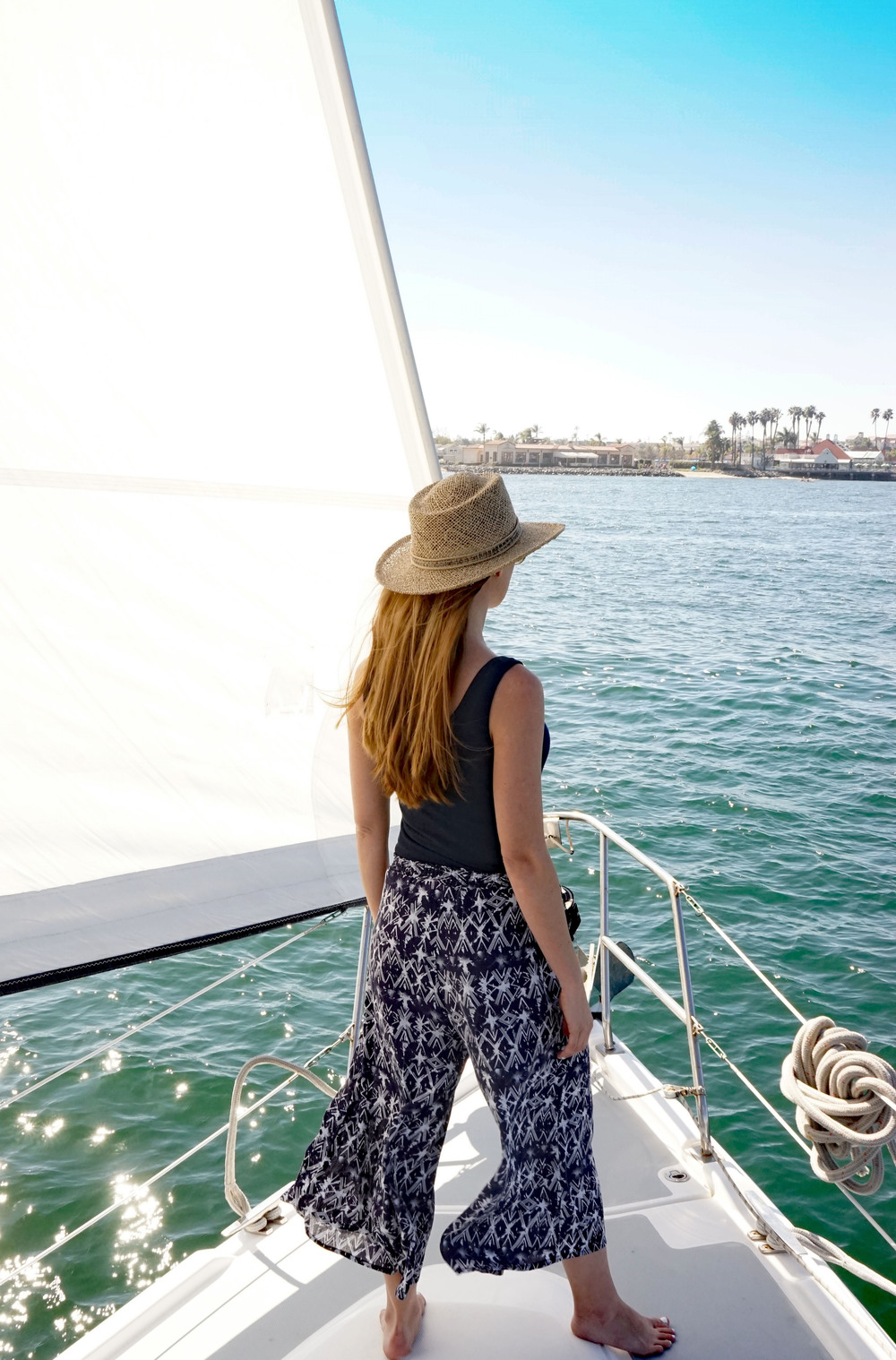 Ten Reasons Why Life Is Better On A Sail Boat, San Diego, yacht, sailing