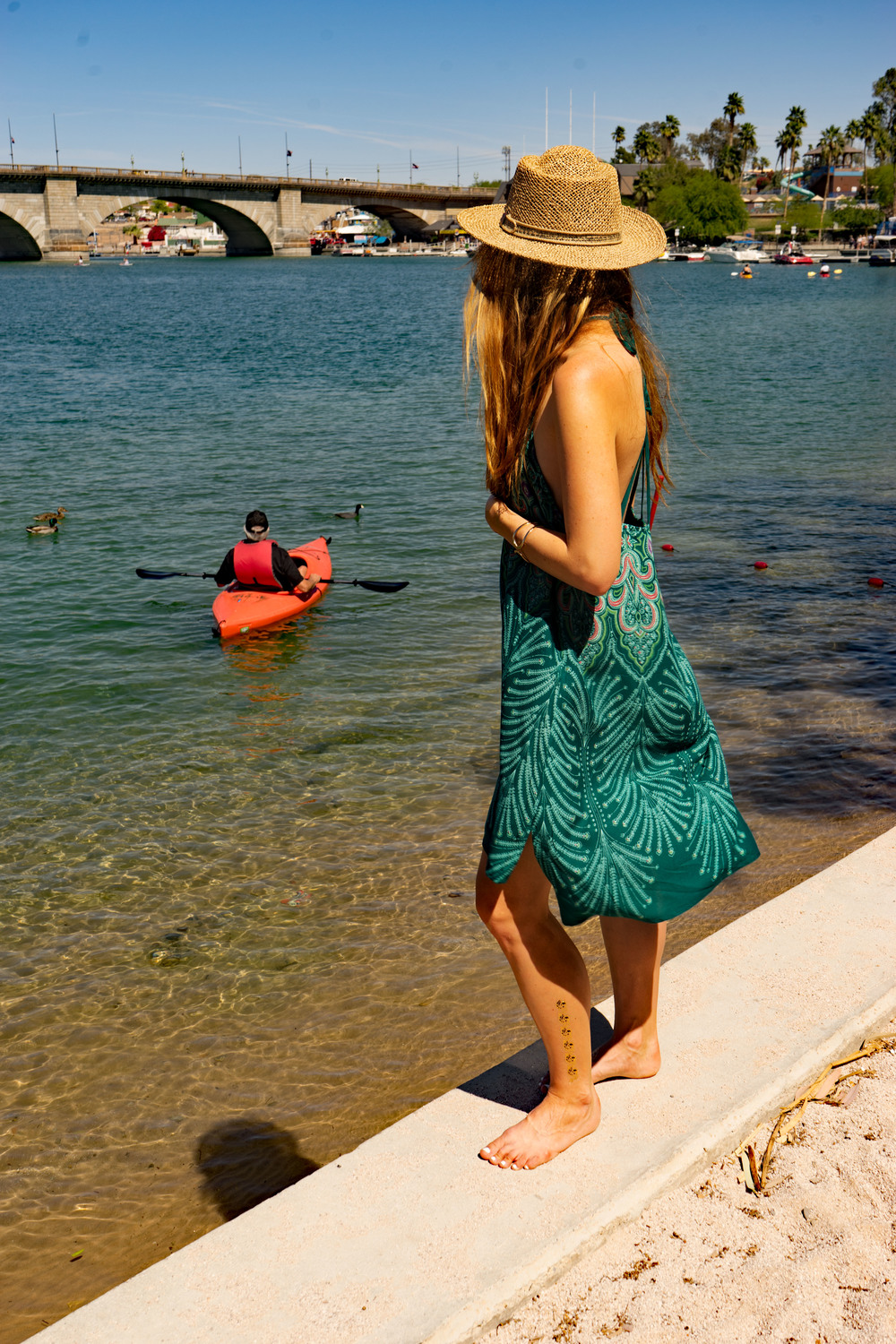 London Bridge, Lake Havasu City, Arizona, Water Wanderer