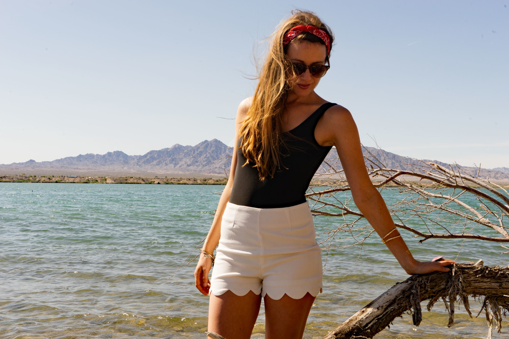 Lake Havasu City, Arizona, Swimwear, Mini Shorts