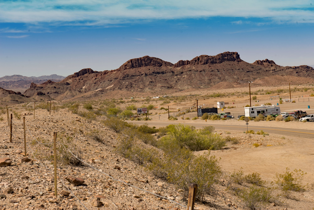 Sara Park Shooting Range, Lake Havasu City, Arizona