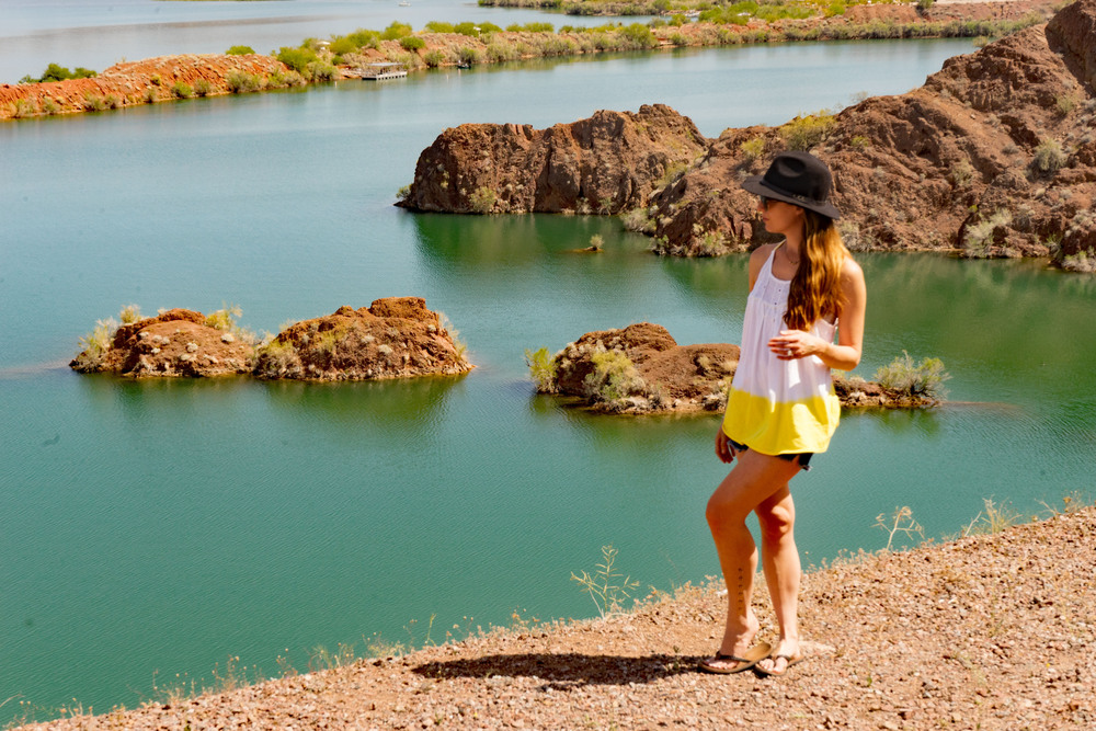 SARA Park, Lake Havasu, Arizona, Free People Top