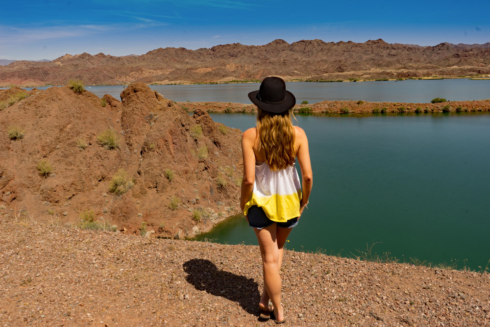 SARA Park, Lake Havasu City, Arizona, Free People Top