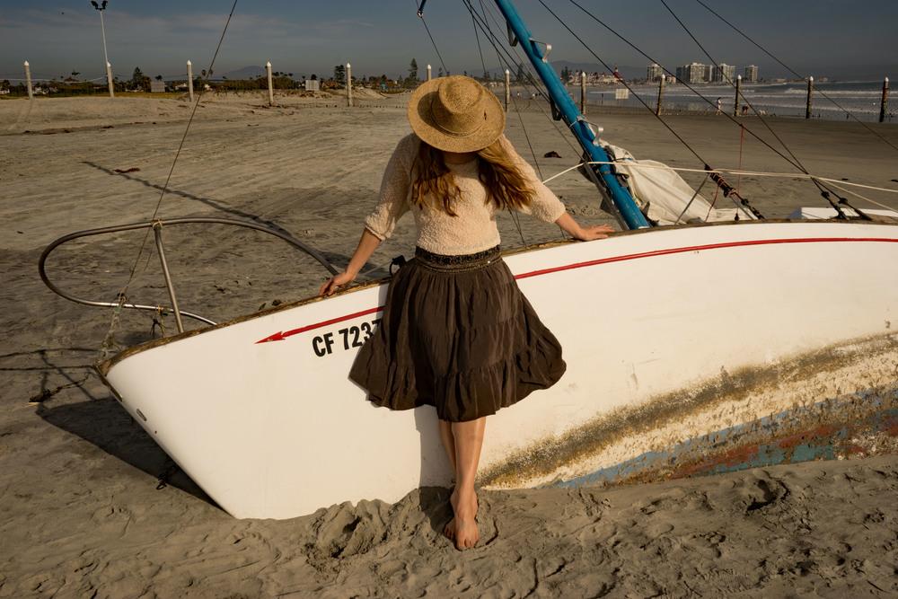 Explore, wanderlust, San Diego, Coronado Island, Boho