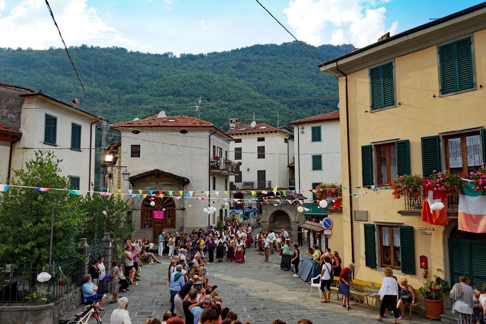 Limano, Tuscany, Italy