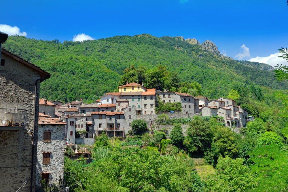 Limano, Italy, Tuscany