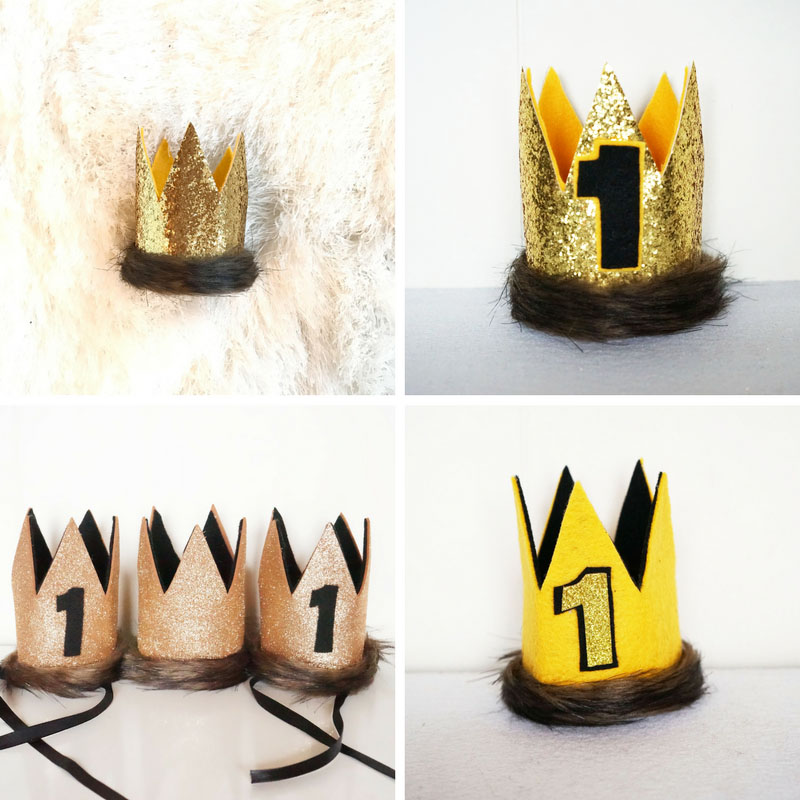 WildBloomCo - Birthday crowns, party hats and party decorations by Elise Anne
