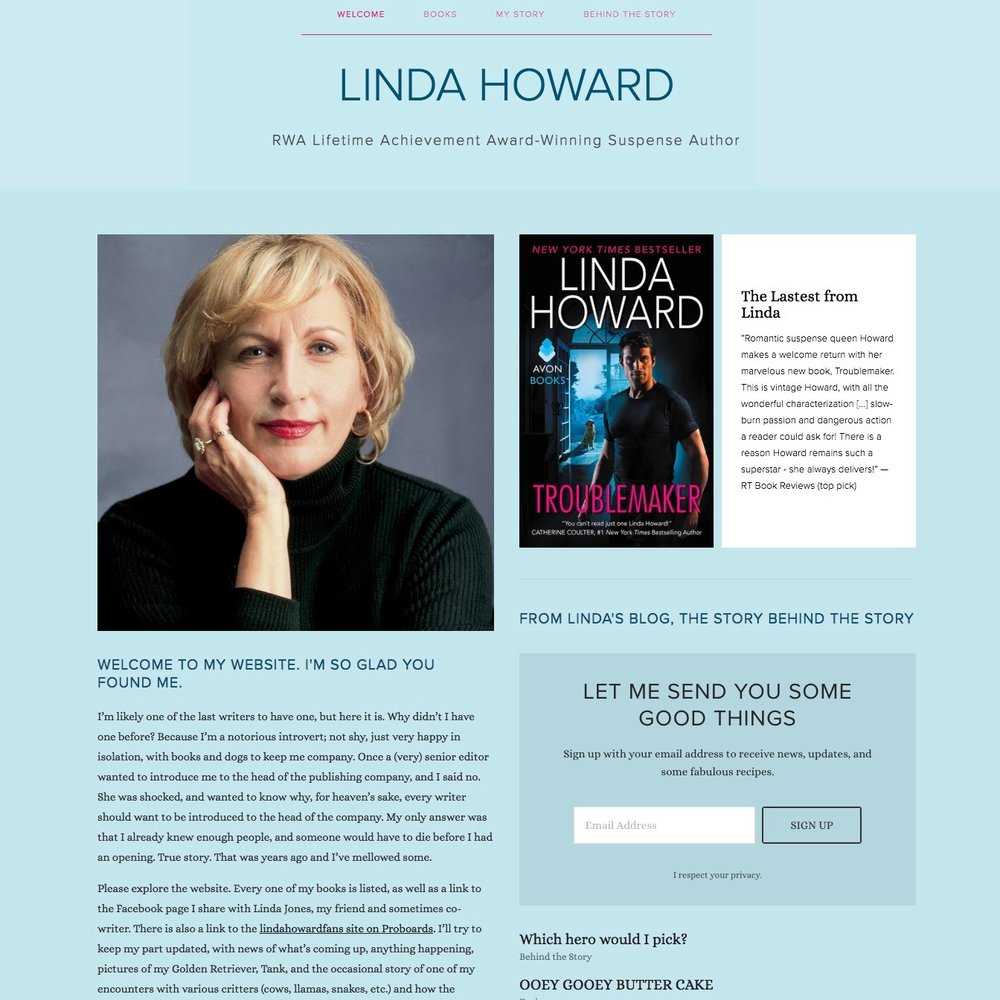 Linda Howard