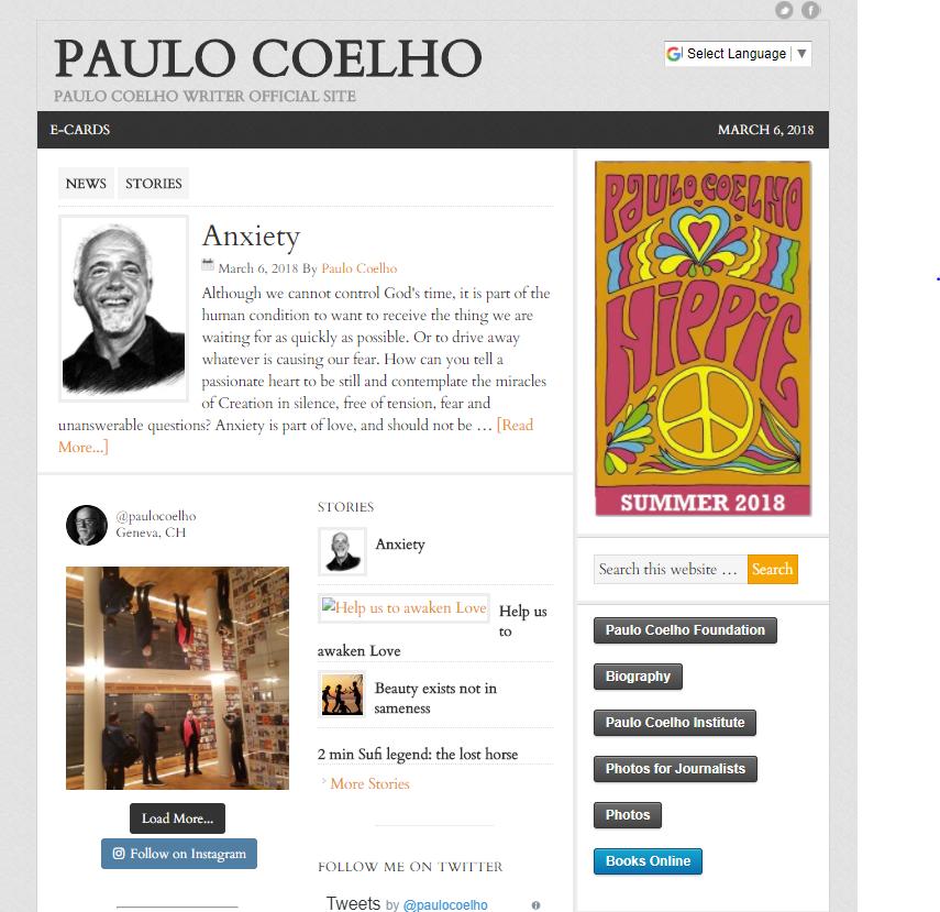 CoehloWebpage.PNG