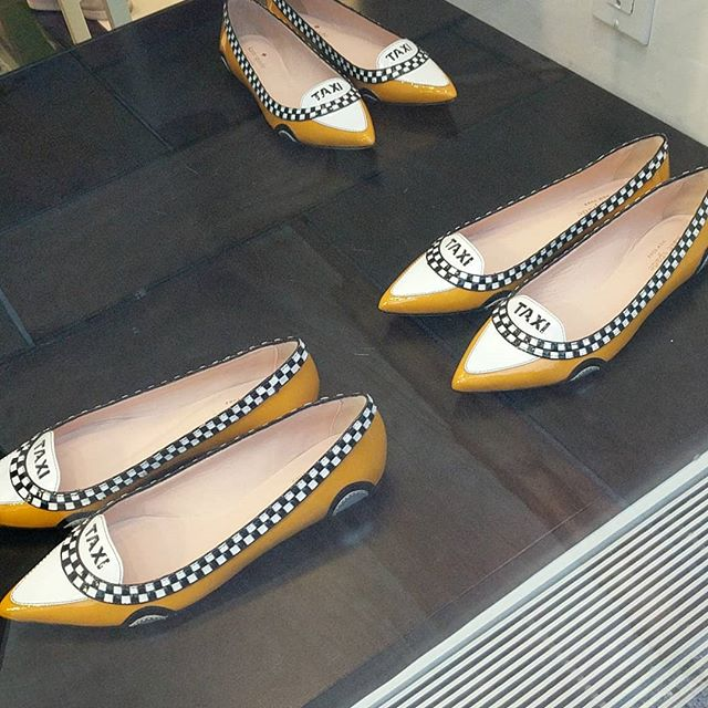 These shoes would get me somewhere! #katespade #shoesforsale #spring