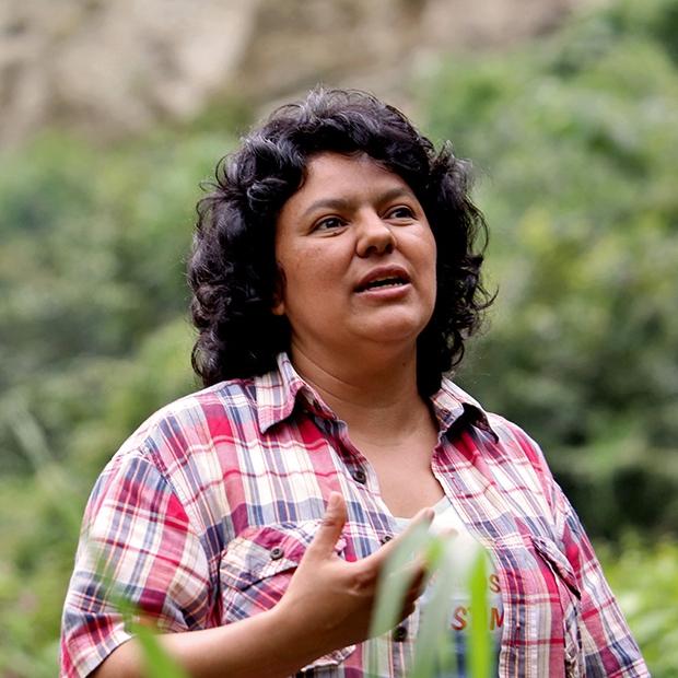 Berta Cáceres (Ep 18)