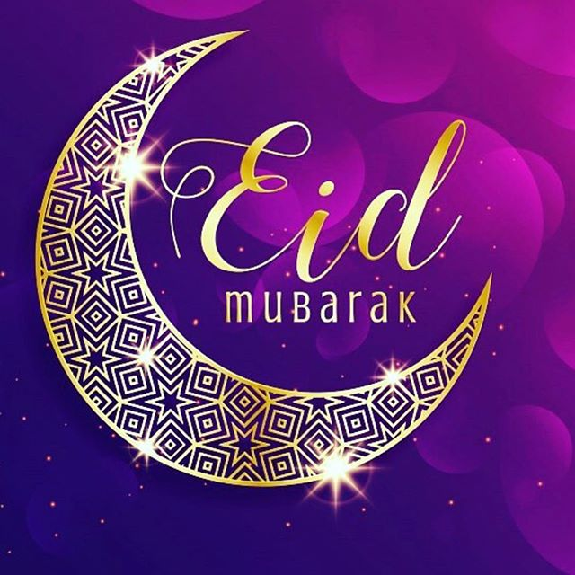 EID MUBARAK! 🌙Dress in your finest! Chow down on treats! And bask in the joy of friends and family! . . . . . . #eid #eidmubarak #ramadan #holiday #celebration #family #familytime