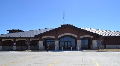 Cushing Safety Center - FIre & Police
