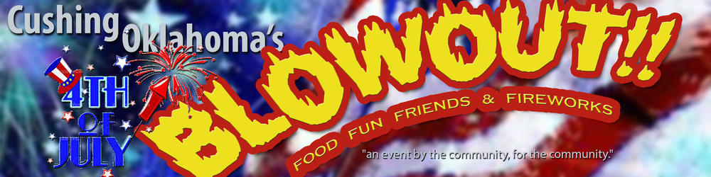Parade down Broadway @ 10AM - Activities and LIVE Music in Memorial Park @ Noon through Fireworks.