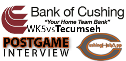 Click to Watch  the Post game Interview