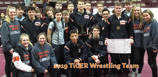 2019 Dual State Champions!